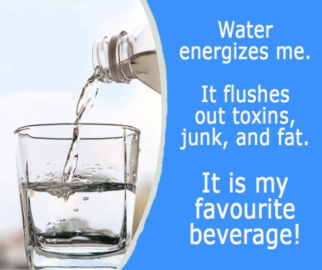 Waterfavouritebeverage